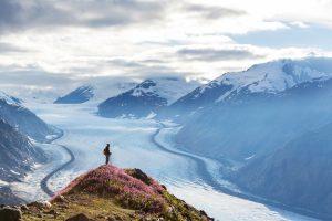 Salmon Gletscher, Alaska