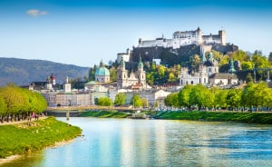 Salzburg Österreich