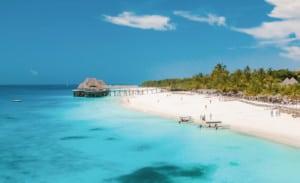 Sansibar Strand Beach