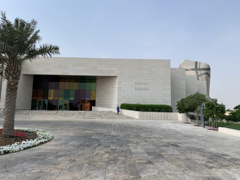 Saudi Arabien Ausstellung