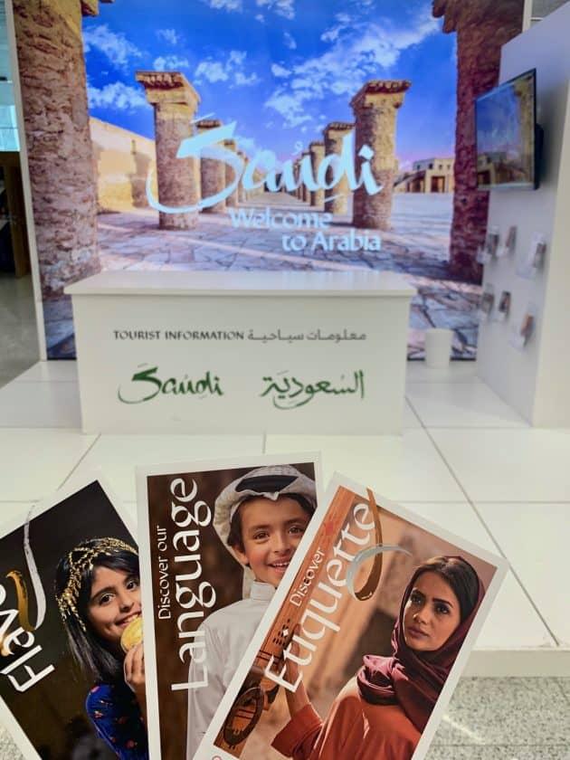 Saudi Arabien Etiquette