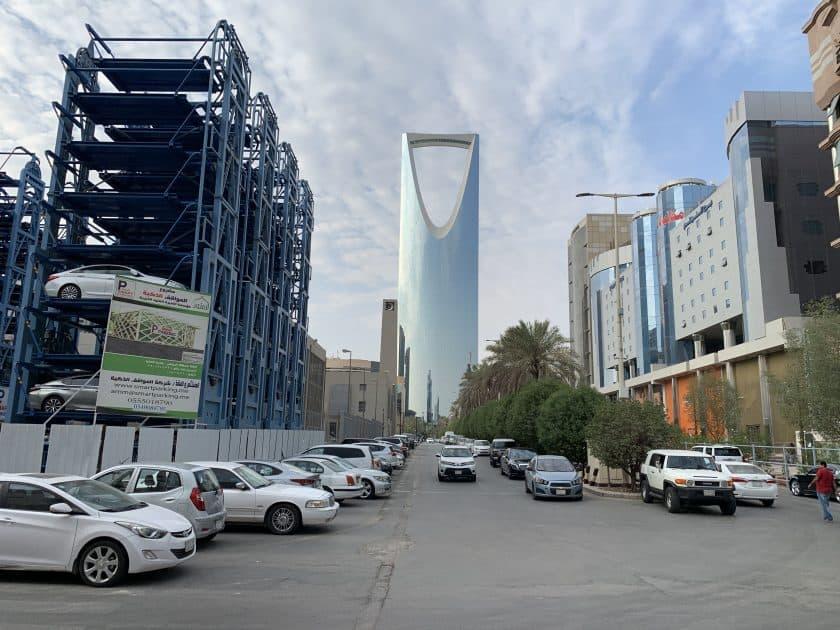 Saudi Arabien Kingdom Center