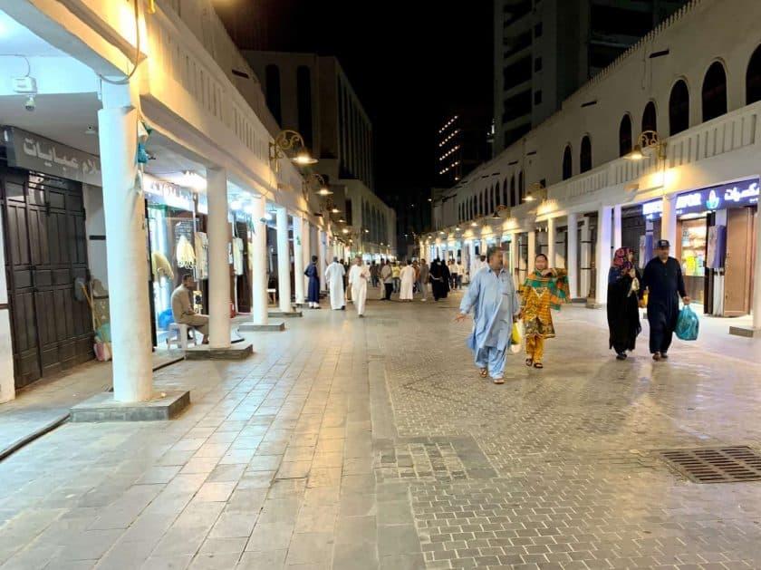 Saudi Arabien Nacht