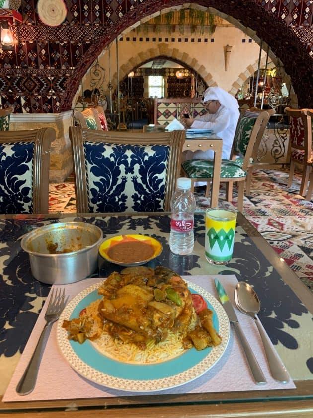 Saudi Arabien Restaurant