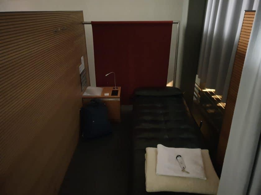 Schlafbereich Dayroom Zurich 1