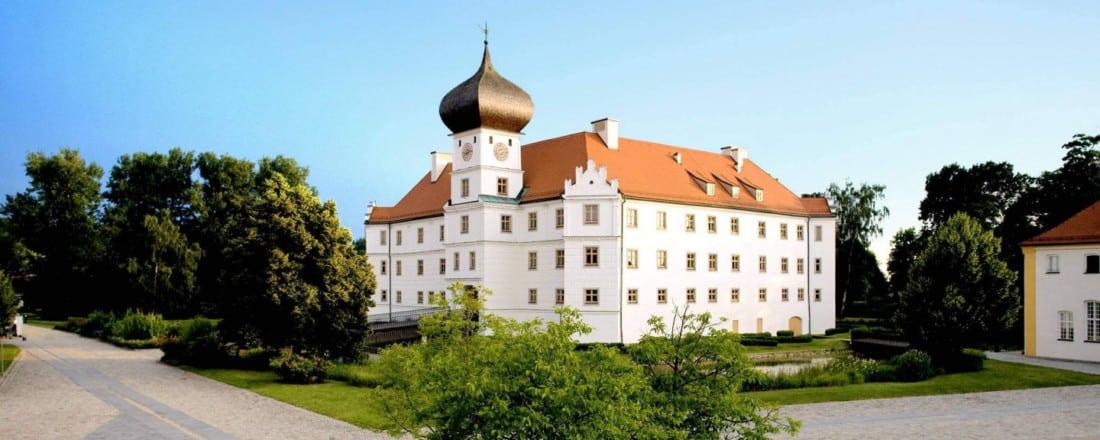 Schloss Hohenkammer Ansicht