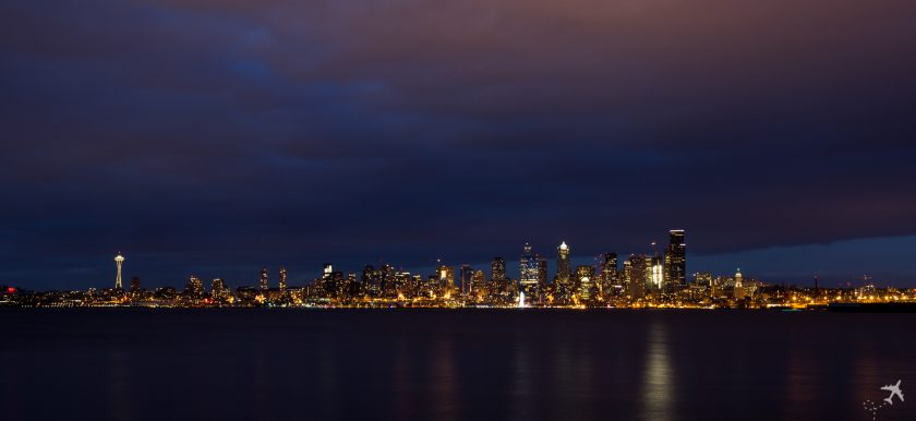 Skyline - Seattle, USA