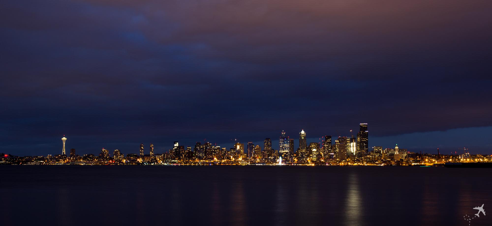 Skyline - Seattle, USA