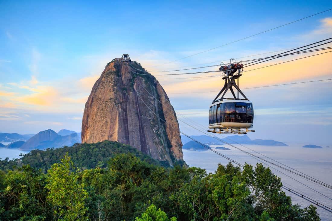 Seilbahn Zuckerhut Rio de Janeiro