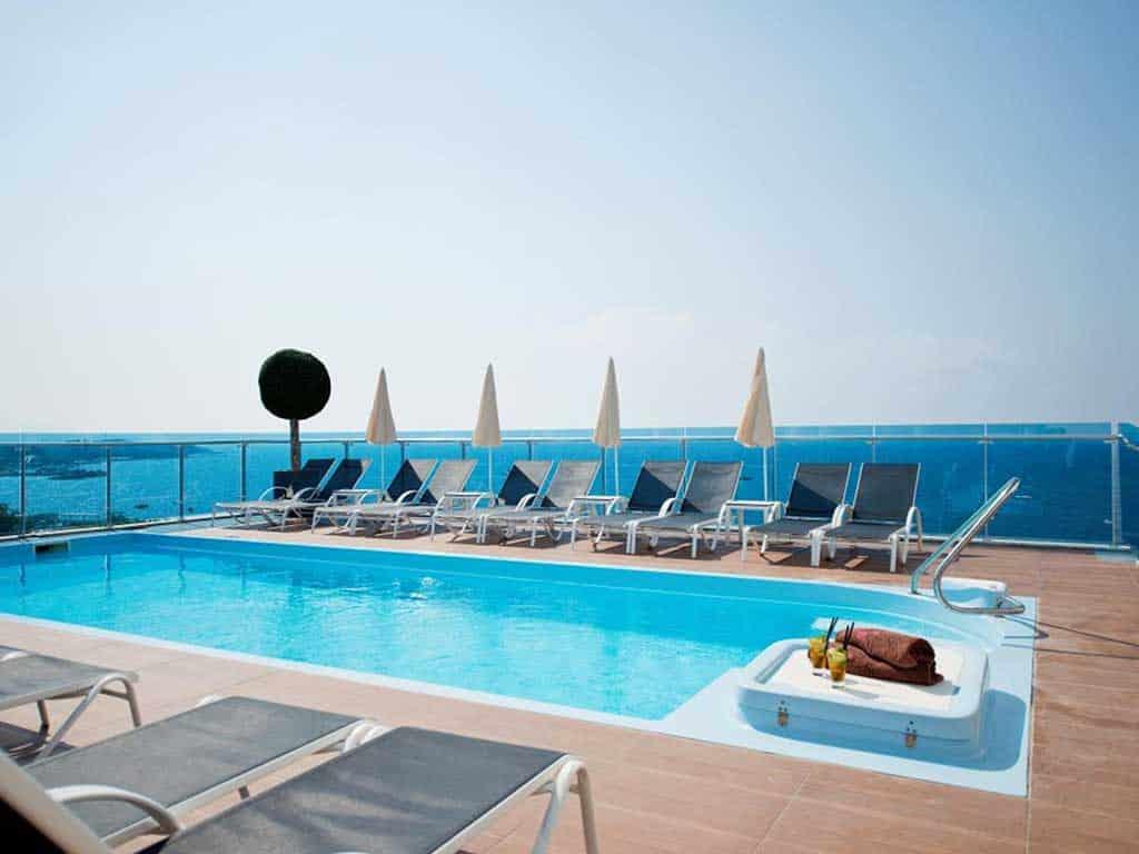 Selene Beach Hotel Pool