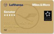 Miles&More Senator Karte