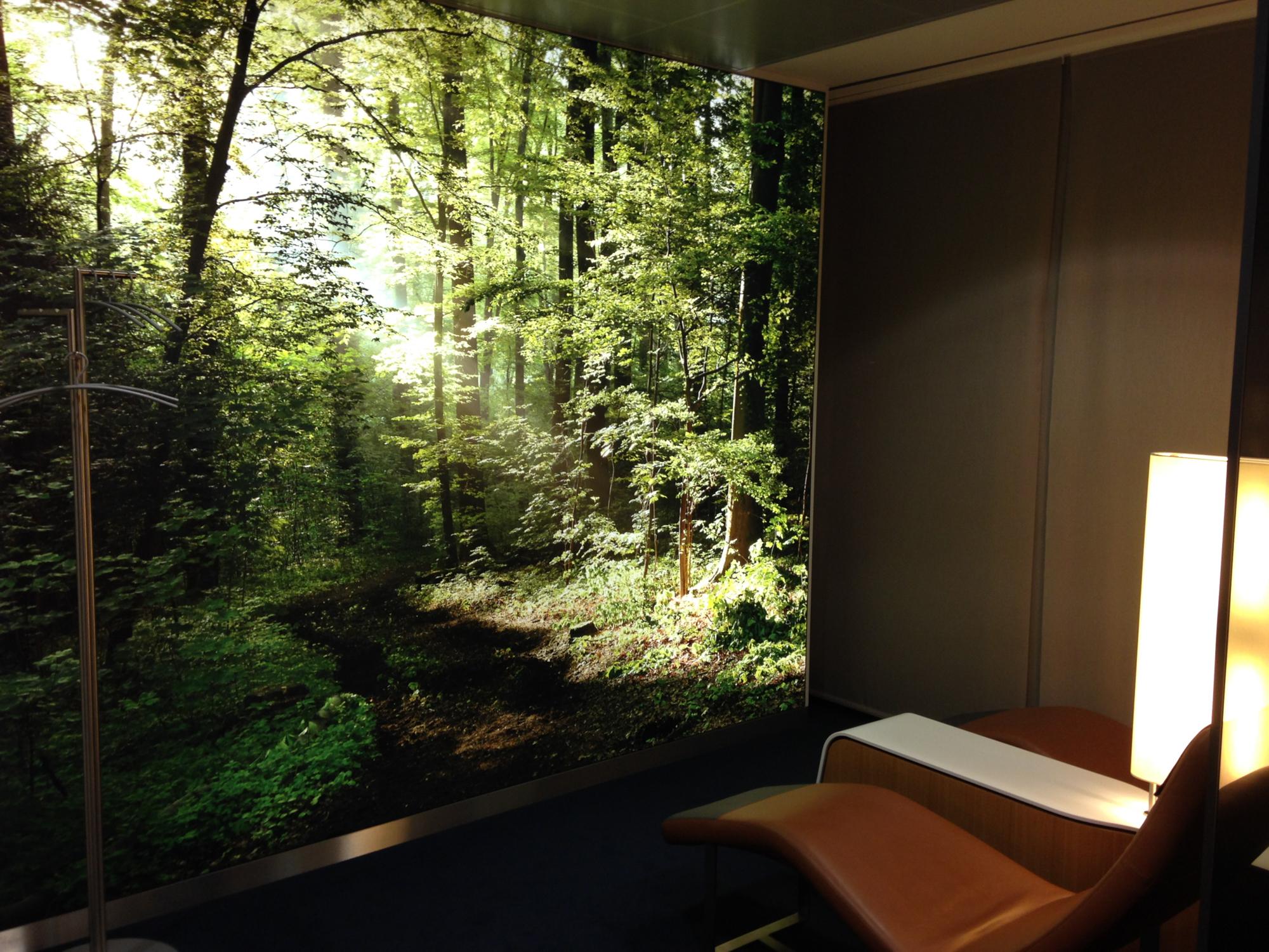 Senator Lounge Hannover Liegen