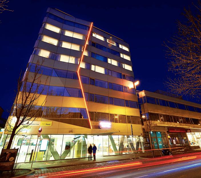Simm's Hotel Wien