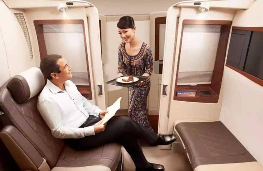 Singapore alte Suites A380