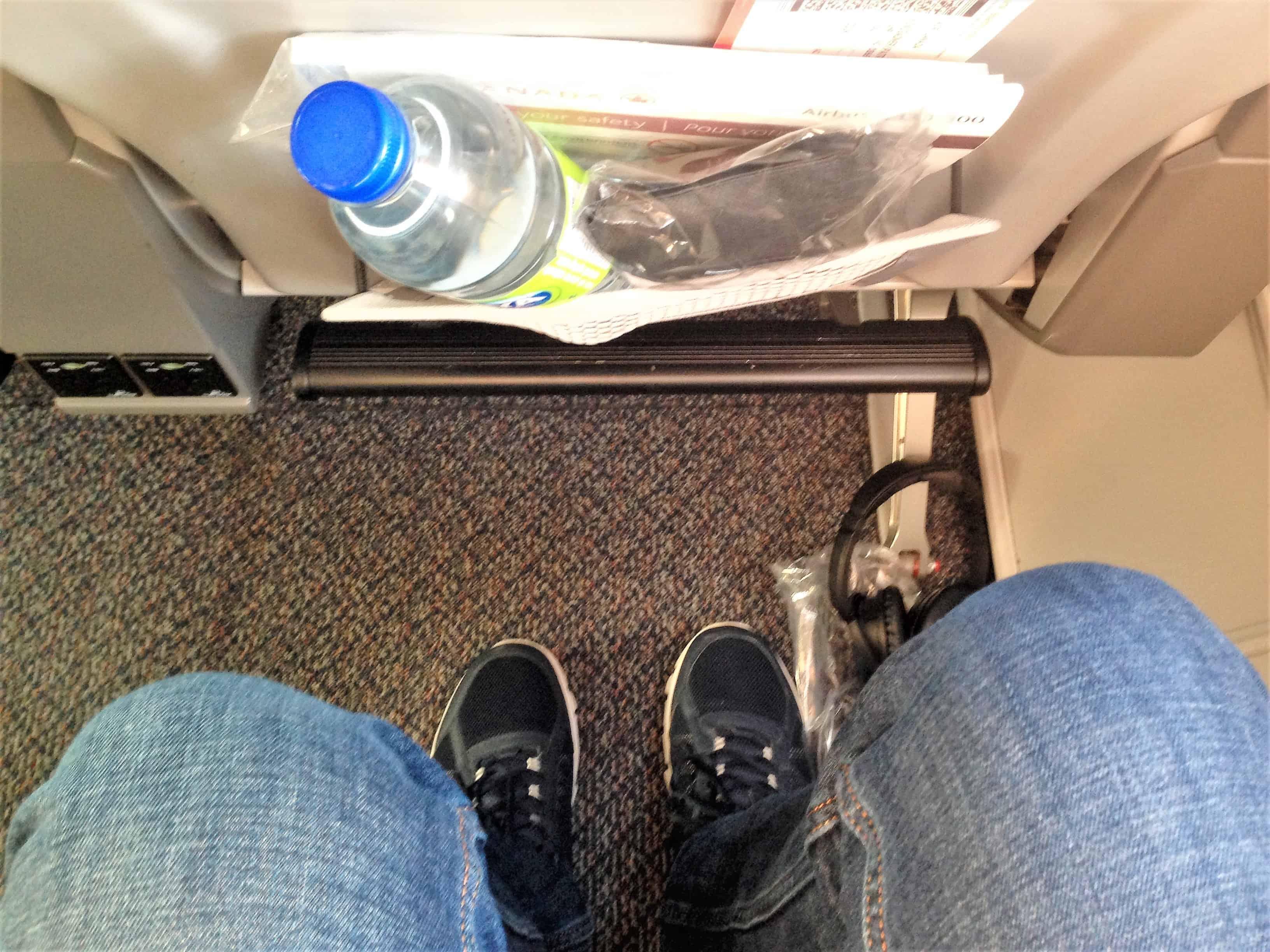 Sitzabstand Premium Economy Air Canada