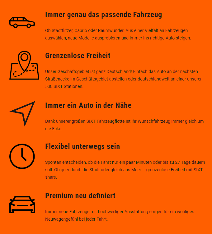Sixt share 2