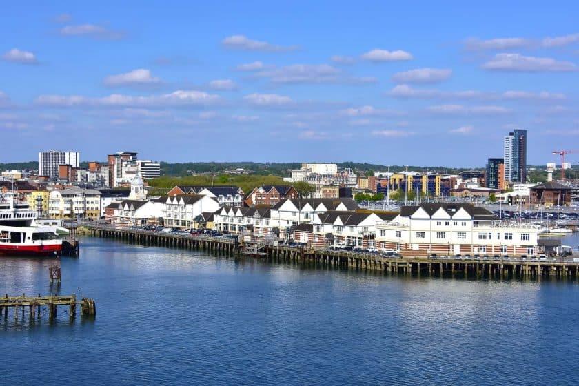 Southampton, England, Großbritannien