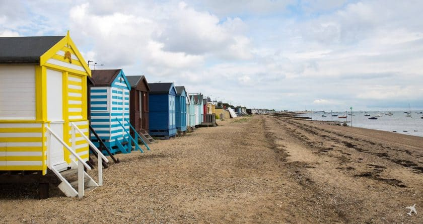 Southend Beach Huts