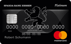 Sparda Bank Hessen Platinum Card