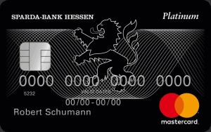 Sparda Bank Hessen Platinum Card