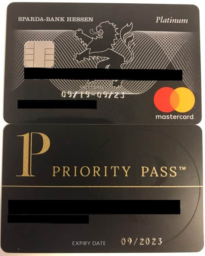 Sparda Bank Hessen Platinum Priority Pass