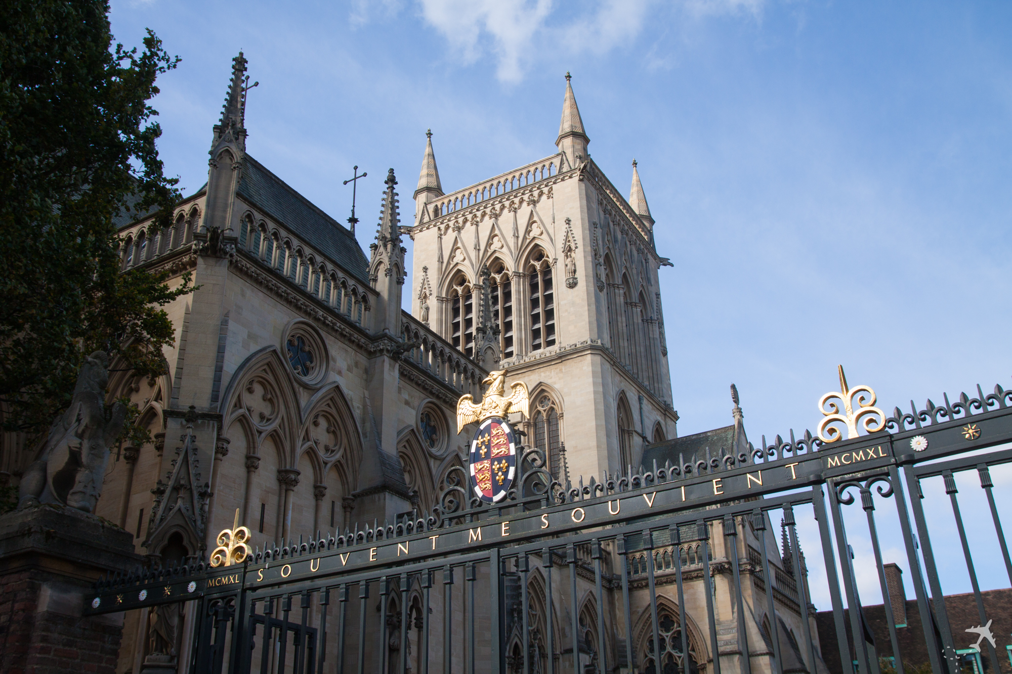 St John's College Chapel, Cambringe, Großbritannien