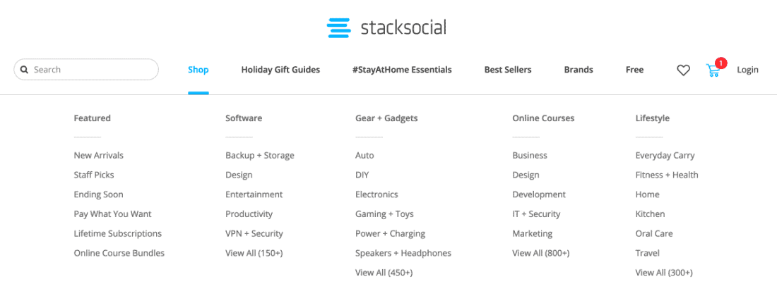 StackSocial Offers