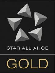 Star Alliance Gold Logo