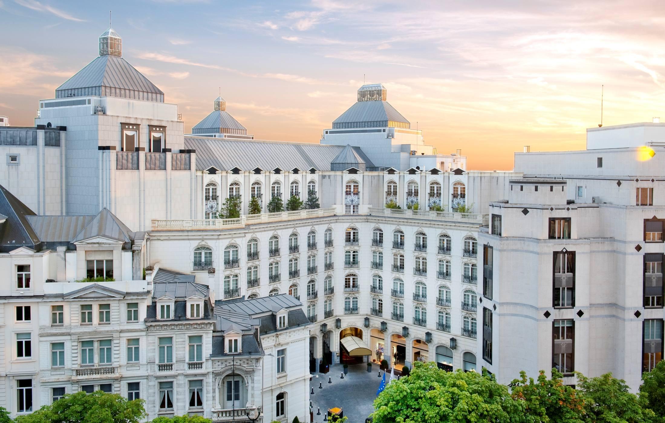 Steigenberger Grandhotel Brüssel, Belgien