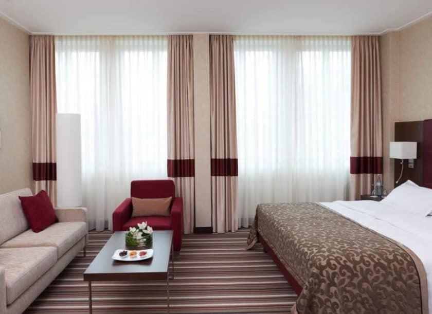 Steigenberger Stuttgart Deluxe Zimmer