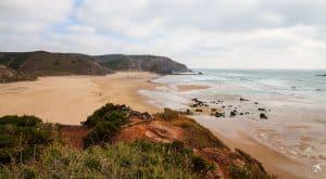 Strand Atlantik Portugal