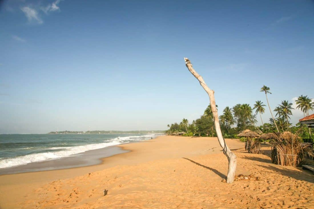 Strand Gambia