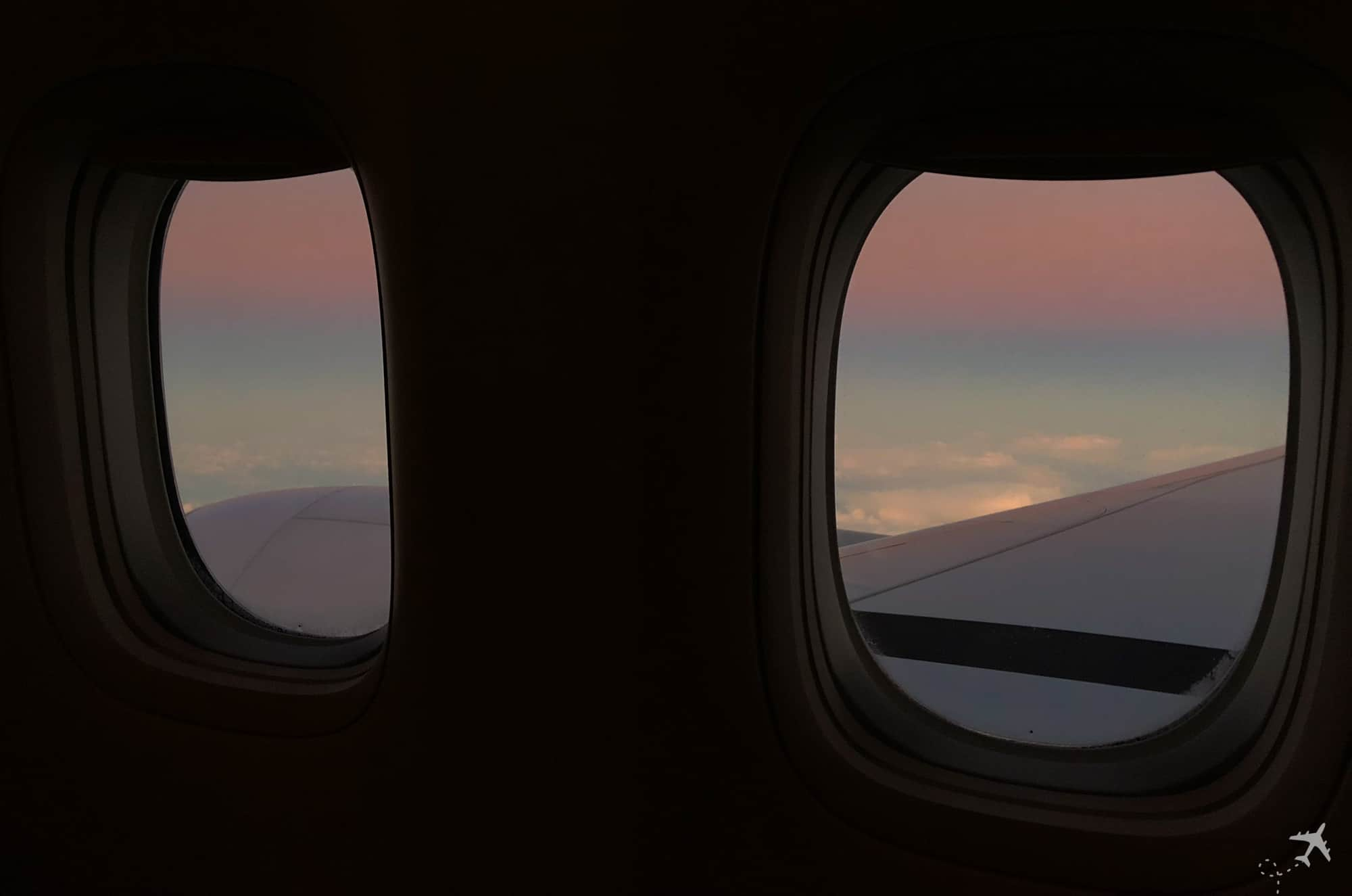 Swiss Boeing 777 Ausblick