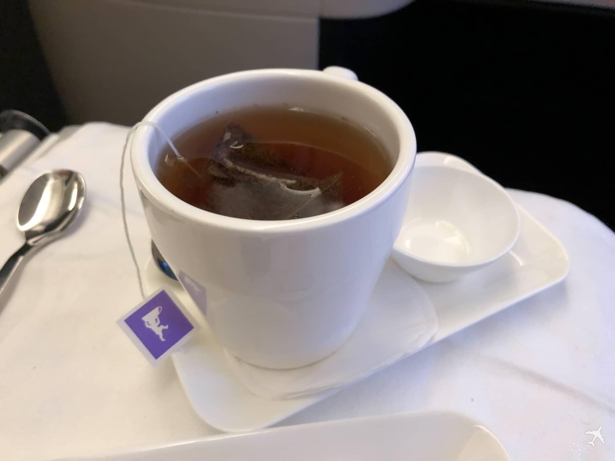 Swiss Boeing 777 Business Class Tee