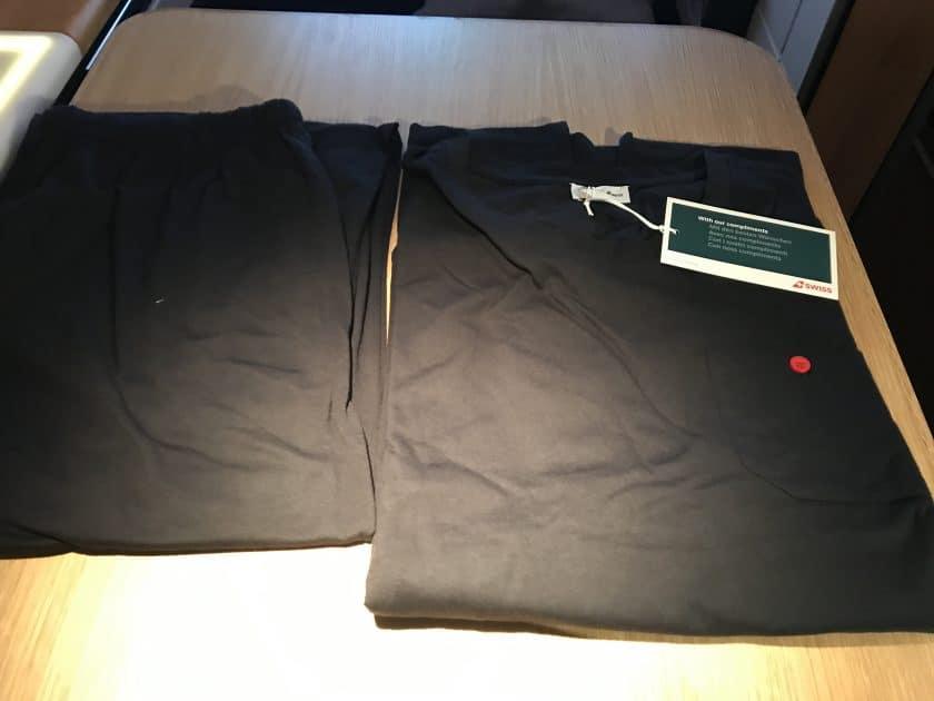 Swiss First Class Review Pyjama 1