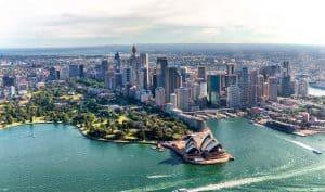 Oper Sydney Australien