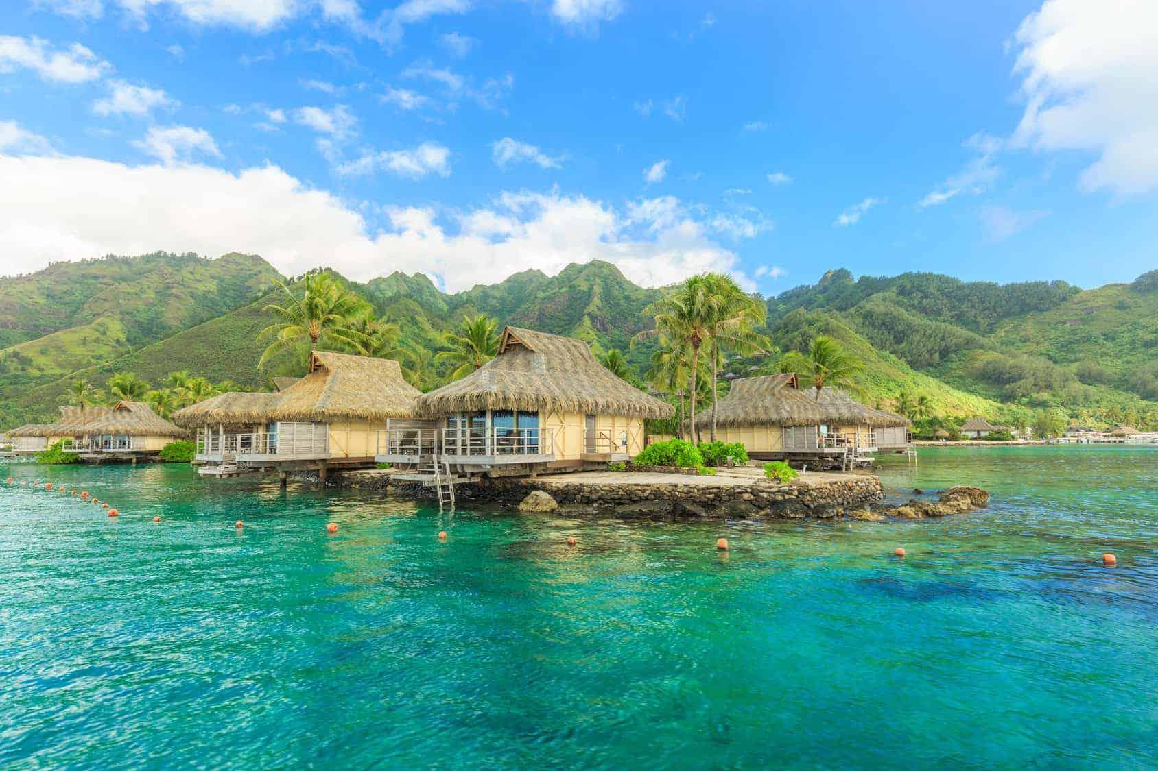 Moorae Island, Tahiti
