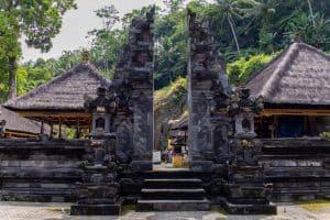 Tempel Eingang Pura Gunung Kawi Bali