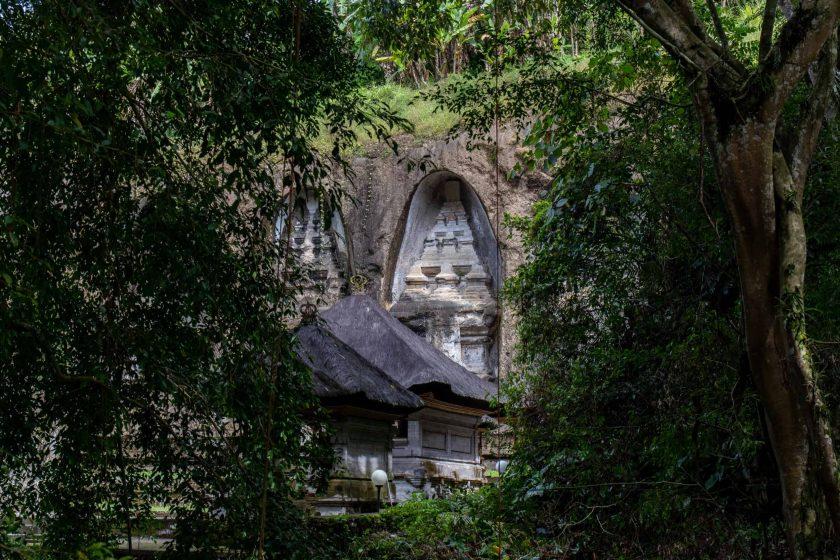 Tempel Pura Gunung Kawi Bali
