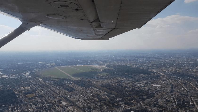 Tempelhof von Oben