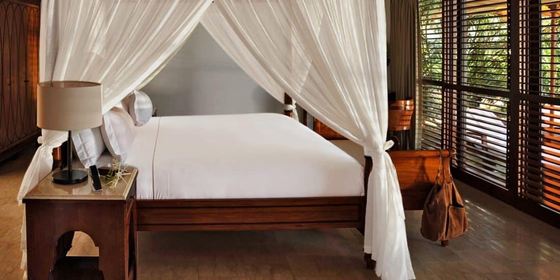 The Residence Zanzibar Bett