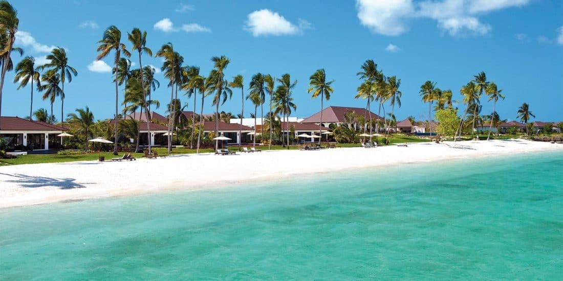 The Residence Zanzibar Strand
