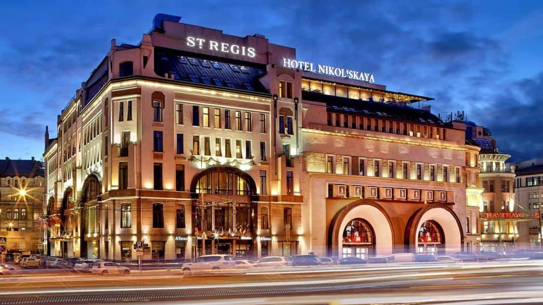 St Regis Hotel Moskau