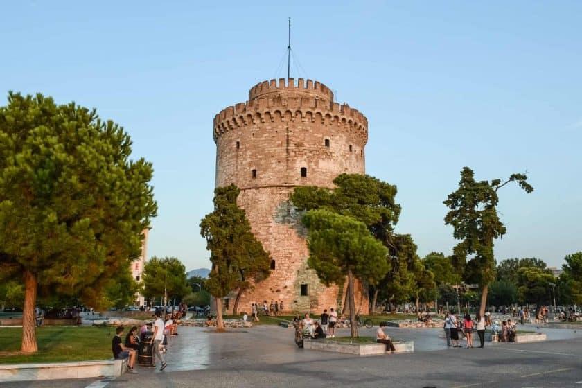Thessaloniki Griechenland
