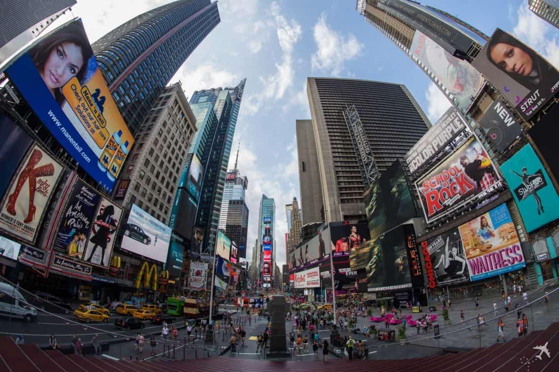 Time Square, New York, USA
