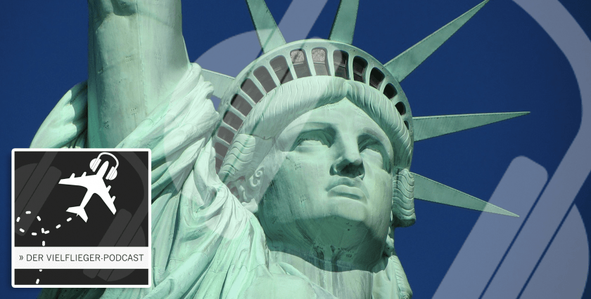 Titelbild Podcast 16 USA Tipps