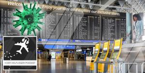 Titelbild Podcast 30 Eingesperrt Airport