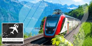 Titelbild Podcast 44 Interrail