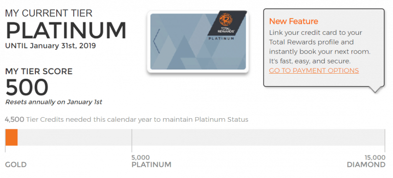 Total Rewards Platinum