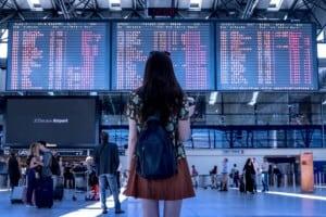 Tourist Airport Flughafen